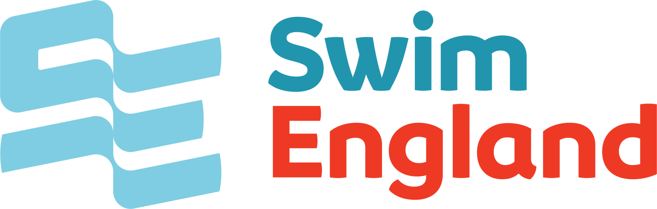 The logo for Swim England